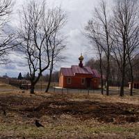 Никольский храм в селе Срезнево Рыбновского