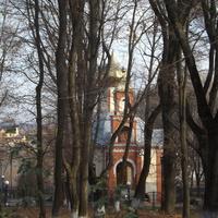 Весёлая Лопань. Церква
