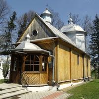St. Basil's ukrainian greek-catholic church in Bartativ