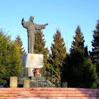 Figure of Jesus Christ in the village Kernytsia