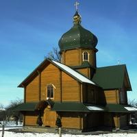 Church of the Transfiguration. Kulchytsi