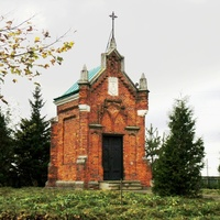 Sheptytsky family tomb in the village Prylbychi (1937)