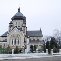 Church of St. Archangel Michael in village Zavadiv