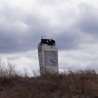 Памятник Д. М. Гармаш