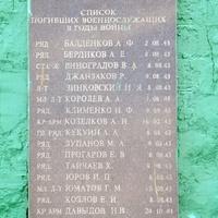 Памятник Воинской Славы в селе Красный Хутор