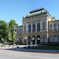 г.Любляна, театр