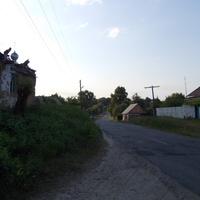 Дорога на Славуту.