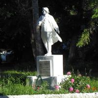 Памятник лётчикам погибшим в войну