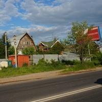Остатки деревни Апаринки
