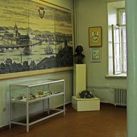 В музее замка
