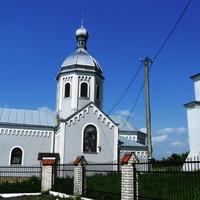 Братковичі, церква Різдва Пресвятої Богородиці