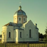 Храм Пресвятої Трійці (УГКЦ). Бучали Городоцького району.
