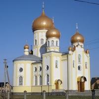 Церква Святого Архангела Гавриїла (УАПЦ). Село Бучали Городоцького району.
