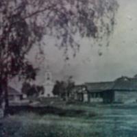 церковьПреображения в д.Мологино