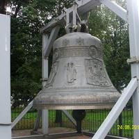 1000-пудовый колокол Успенского собора