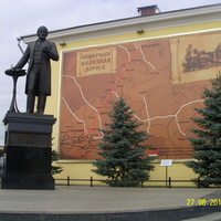 Памятник Савве Ивановичу Мамонтову