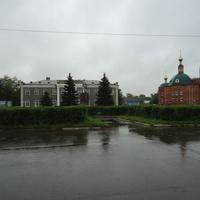 Центр Горьковского