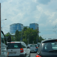 Одесская улица. МК Лотос