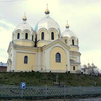 Церква св.Кузьми і Дем'яна в селі Вкликі Грибовичі Жовківського р-ну