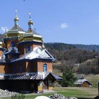 Церква Св. Миколая (дер.), с.Козьова,