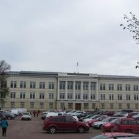Хамина, военное училище