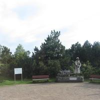Памятник бабушке Варваре Шантиной