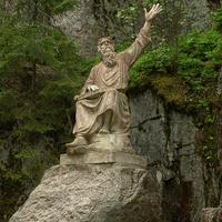 Памятник Вяйнямёйнену