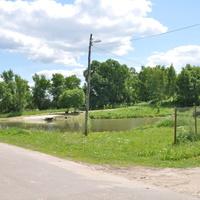 Пруд в Чернево