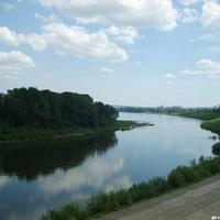 Вид на реку Томь