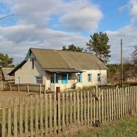 Дом в Белынковичах.