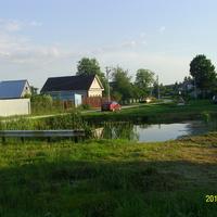 В деревне Тархановская
