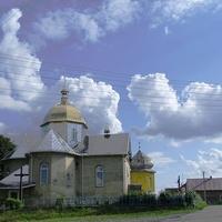 Церква святого Георгія (1931, мурована). Старе Місто (Підгаєцький район).