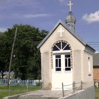 Каплиця Святої Покрови (1995). Старе Місто (Підгаєцький район).