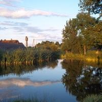 Летний вечер в Гаевцах