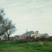 Старообрядческий храм Казанской иконы Божьей Матери в Губино