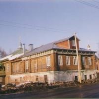 Старообрядческий (единоверческий) храм Преображения Господня в г. Куровское