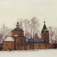 Храм (летний) Рождества Пресвятой Богородицы в Рудне-Никитском