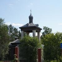 Музей-усадьба К.С. Станиславского Любимовка, церковь Покрова Пресвятой Богородицы
