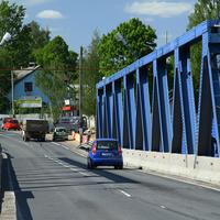 Мост в Лосево