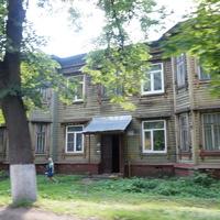 Улица советская 22, дом 1917 года.