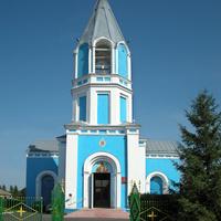 Знаменский храм в селе Тазово