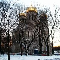 Храм Введения во храм Пресвятой Богородицы в Вешняках