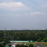 Москва. Юго-восток.