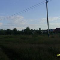 На околице деревни Кузнецово