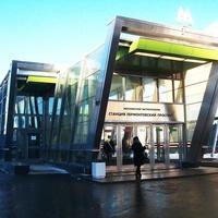 Станция метро Лермонтовский проспект. Восточный выход.