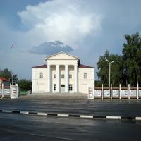 Бывший Свято-Никольский собор