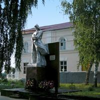 Братская могила воинов, погибших в  1918-1920 гг