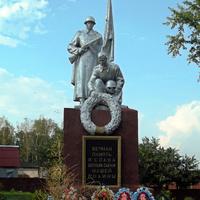 Памятник Воинской Славы в слободе Белая
