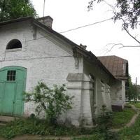 Усадебный дом  Веймарнов, другой ракурс