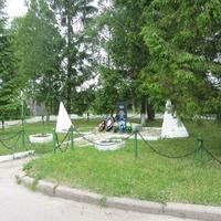 Беседа, памятник ВОВ, Лужский рубеж